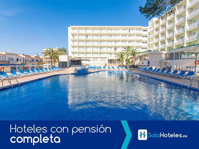 Hoteles con pensión completa