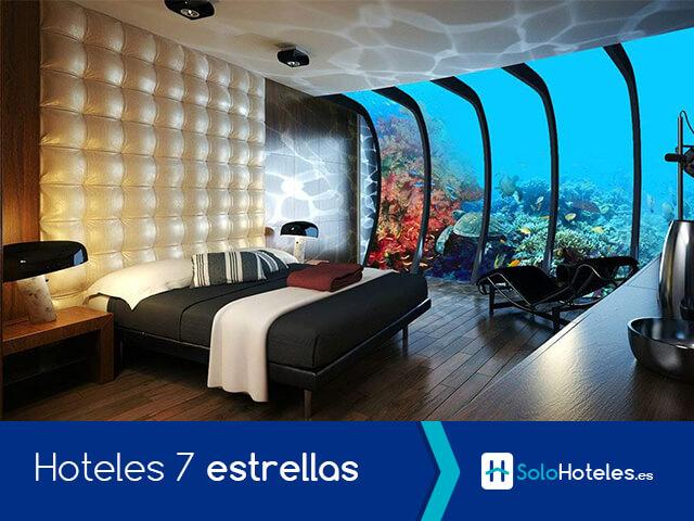 Hoteles 7 estrellas