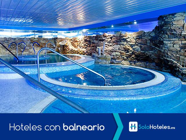 Hoteles con balneario